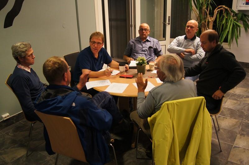 Gruppearbeid for lokallagene i det nye Larvik