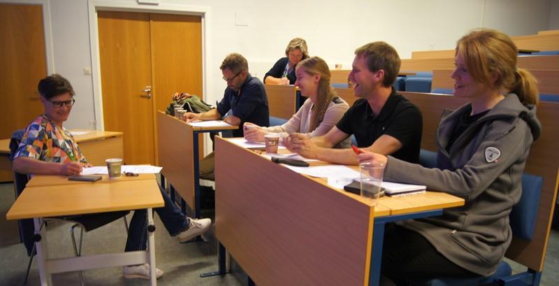 Gruppearbeid Hof Botne og Hillestad Sande og Strømm